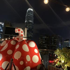 香港セントラルのルーフトップバー!PIQNIQで泥酔しNight!!