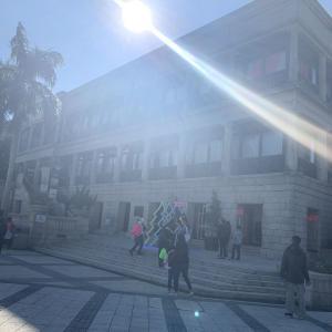 コロニアル建築が美しいマレーハウスは、香港スタンレーのグルメスポット!
