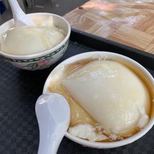 おすすめスイーツを食べる!香港の離島、ラマ島名物の豆腐花とは!?