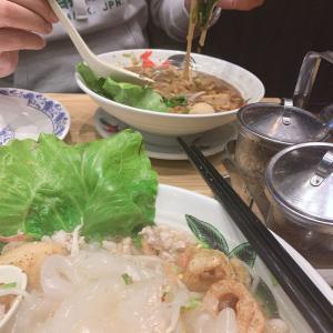 なんだこの本格派の味は〜!!香港ケネディタウンでタイ料理、Siam Noodle!