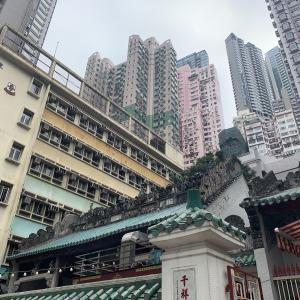 パワースポットで煙がもくもく〜!?香港上環のお寺、文武廟(ManMoTemple)!