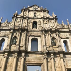 マカオの歴史と圧巻の世界遺産!聖ポール天主堂跡でポルトガルの文化を感じる