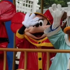 香港ディズニー!雨天時のキャラグリ、アトラク、限定パレード詳細