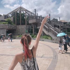 香港観光といえばオーシャンパーク!パンダにコアラに絶叫マシン三昧!