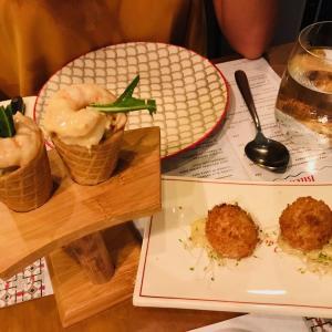 香港ケネディタウンのレストラン!comptoirのメニューがうますぎるう!