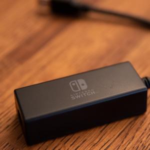 【LANアダプター for Nintendo Switch】純正の有線LANアダプター【ライセンス商品】