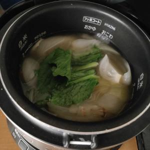 30分でできる 玉ねぎスープ