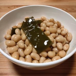 【炊飯器でOK】煮豆もつくれました💛