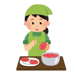 【ふなっしー30分クッキング】簡単に作れる!手作りハンバーグ(トマトソースver)