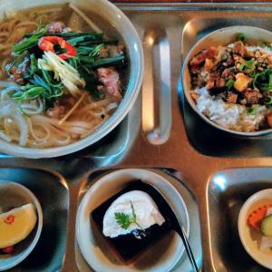 心斎橋ベトナム料理アンゴン(ANNGON)の汁麺ランチ980円
