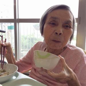 7月の炊き込みご飯 「たこ飯」(栄養管理食事サービス部)