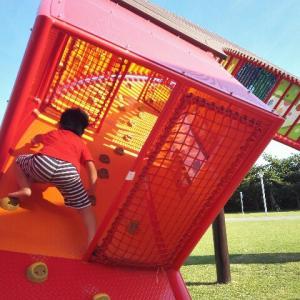 【沖縄総合運動公園】お金をかけずに子供と遊ぶなら公園が一番