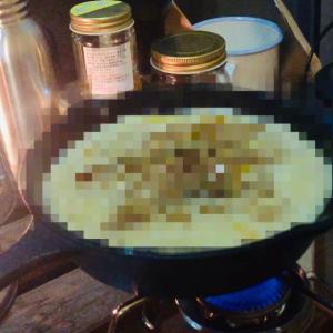 スキレットで焼きプリンを作ってみたのです。Stay Home おうちで過ごそう部屋キャン△