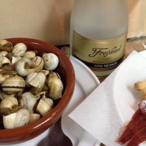 セビーリャでカタツムリを食べた話【スペイン】