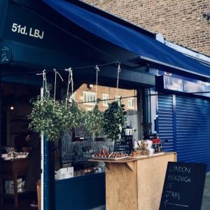 マーケット街歩き。東ロンドンのジャム屋さんのお酒(を冷蔵庫から発掘)【イギリス:ロンドン】