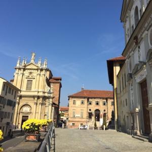 トリノ〜ミラノ間の街ブラ・ノバラ街歩き【イタリア北部横断列車ひとり旅】