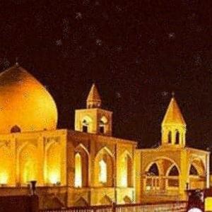 世界の半分イスファハーンに佇むアルメニア教会(前編)