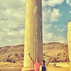 古代ペルシアの宮殿遺跡ペルセポリス(中編)