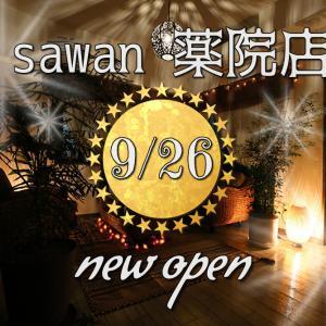 ★9月26日★NEW OPEN!!!!!!sawan薬院店