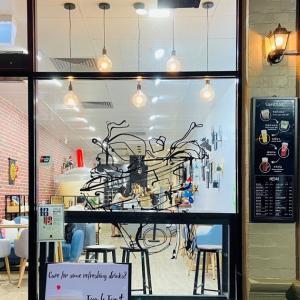 おしゃれなカフェ、THE ALLEY AU