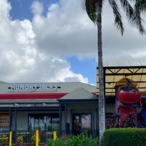 オーストラリアのバーガーチェーン店、Hungry Jack's