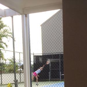 テニス生活