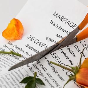 離婚の考え方の違い