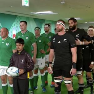 ニュージーランド対アイルランドのライブ配信