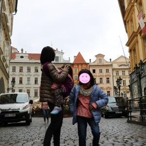 プラハ市役所で展望台を探せ!(2019.9 子連れチェコ・ドイツ旅 #12)