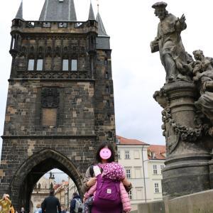 クレメンティヌムとカレル橋でトホホな展開(2019.9 子連れチェコ・ドイツ旅 #13)