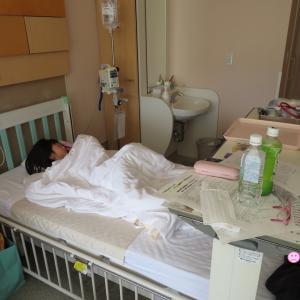 小学校1年生の長女が「ウイルス性髄膜炎」で2週間の入院(新型コロナウイルスではありません)
