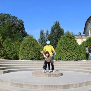 聖ヴィート大聖堂で子どもたちのいい表情をたくさんゲット(2019.9 子連れチェコ・ドイツ旅 #60)