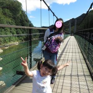 台北からMRTと路線バスで十分大瀑布へ(0歳4歳:子連れ台湾周遊旅 ♯10)