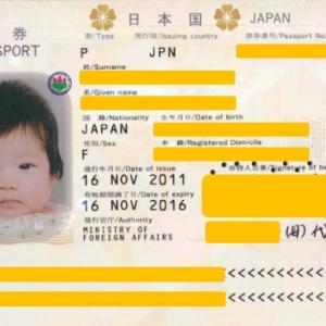 赤ちゃんのパスポート写真撮影は少しだけ気合いを入れよう!