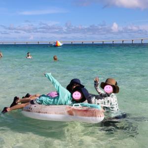 夏の子連れ宮古島旅行のベストな所要日数は、8泊9日間以上!(2020.7 子連れ宮古島旅 #1)
