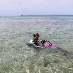 5歳児が沖縄でシュノーケルに初挑戦~ 保育園児でもできました ~ (2020.7 子連れ宮古島旅 ♯5)