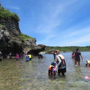 宮古島のパンプキンホール(鍾乳洞)ツアーに小さい子どもは参加しないほうがいいです(2020.7 子連れ宮古島旅 ♯9)