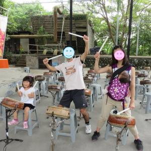 台南:十鼓文化村で圧巻の太鼓ショーと太鼓体験。日本統治時代の工場遺産で遊ぶ(0歳&4歳:子連れ台湾周遊旅 ♯35)