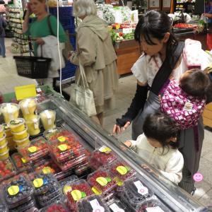 フィンランド:トゥルクで女の子に道を聞いて、フィンランドのスーパーマーケットに初挑戦(1歳&4歳:子連れスウェーデン・フィンランド・エストニア旅 ♯26)