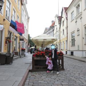 タリン:精霊教会からラエコヤ広場へ(1歳&4歳:子連れスウェーデン・フィンランド・エストニア旅 ♯65)