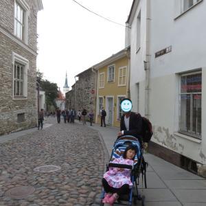 エストニア:タリンで、スウェーデン:ストックホルム行きのフェリーに乗船せよ!(1歳&4歳:子連れスウェーデン・フィンランド・エストニア旅 ♯69)