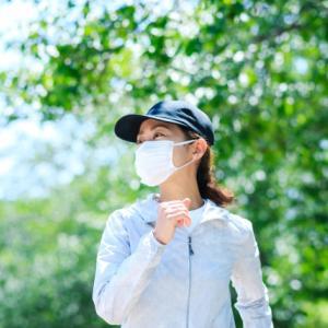 マスクを着けて運動をすると効果は高くなるの⁉の話