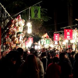年末の風物詩、川口市の「おかめ市」をくわしく(日時、場所等)紹介してみる!