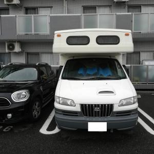 アパートでもキャンピングカーには乗れる!乗っているボクが解説!