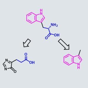似ている化学構造式を検索する方法!