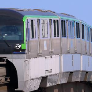 世代交代の進む東京モノレール
