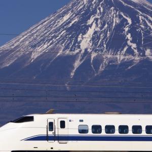 富士山の日に寄せて 東海道新幹線 百花繚乱時代の一コマ
