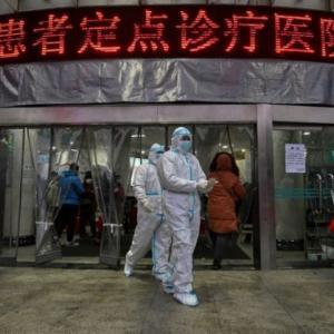 中国武漢新型コロナウイルス続報