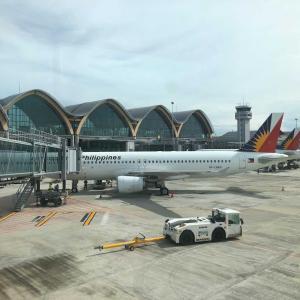 セブ発フィリピン航空6月30日迄欠航!