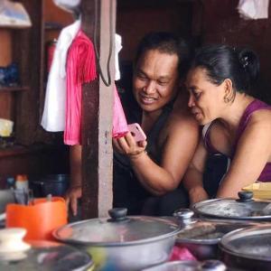 フィリピンで広がる給与前払い